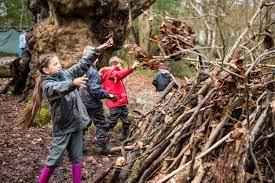 Forest School Funding