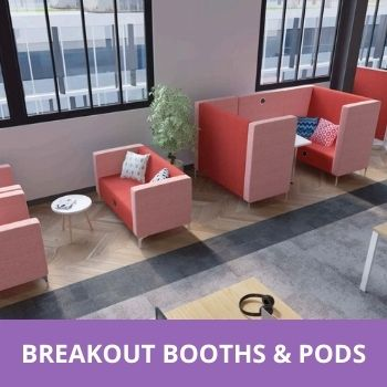 Breakout Booths and Pods