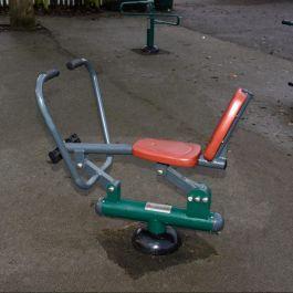 Children's Rower Outdoor Gym Equipment