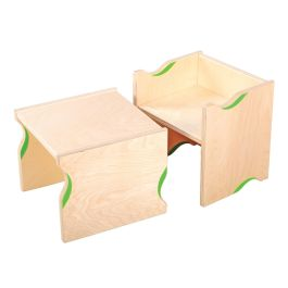 2 in 1 Flexi Table and Chair Set