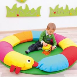 Caterpillar Floor Play Mat