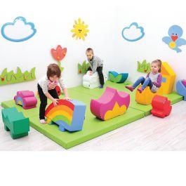 Soft Playground Set