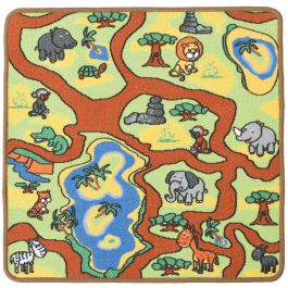Nature Range Jungle Play Mat