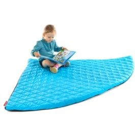 Children's Soft Quilted Corner Play Mat