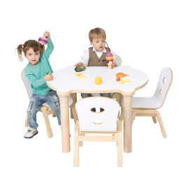 Alps Early Years Rounded Table