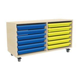 A3 Paper Storage Unit Double