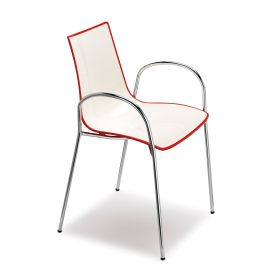 Gecko Shell Dining Chair With Arms