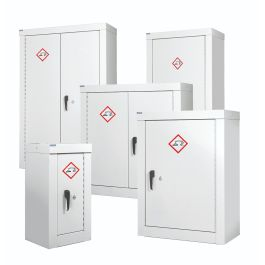 Extra Shelves To Suit Acid & Alkali Security Cupboard