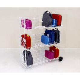 Mobile Wire Lunchbox Tidy