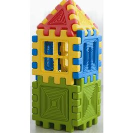 Weplay Building Blocks Construction Tower