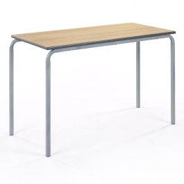 Premium Stacking Rectangle Classroom Table- Duraform Edge