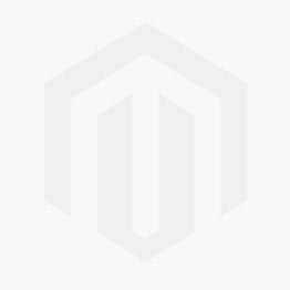 Club Luxurious Upholstered Cafe Side Chair - Brown Faux Leather