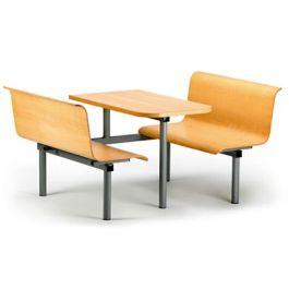 Como Fast Food Seating Unit