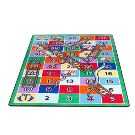 Snakes and Ladders Classroom Rug