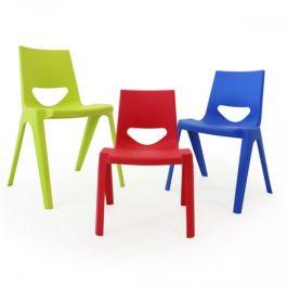 EN One Piece Polypropylene Classroom Chair