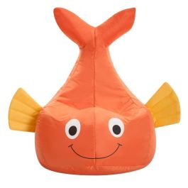 BazZoo Sea Life Fish Bean Bag