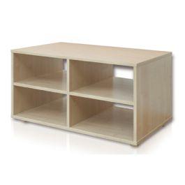 Reading Nook 4 Shelf Storage Unit