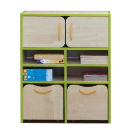 Nature Tall Early Years Storage Unit