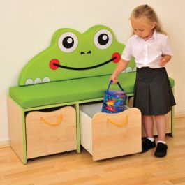 Nature Storage and Seating Unit