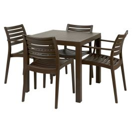 REAL Outdoor Armchair & Table Set