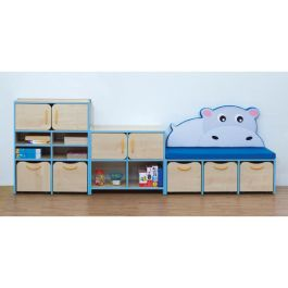 Nature Classroom Storage Complete Set - Hippo