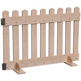 Children's Picket Fence Room Divider