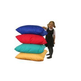 Medium Plain Cushions - Set of 4