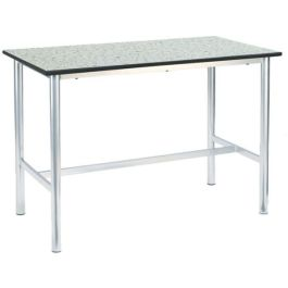 Premium Laboratory Table With Trespa Top