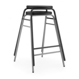 Hille Round Top Budget Lab Stool