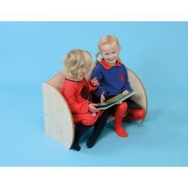 Mini Range Nursery Children's Bench Seat