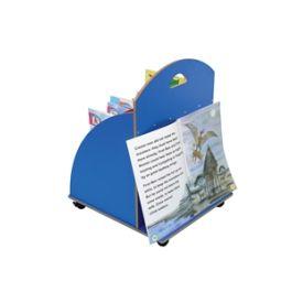 Big Book Stroller - Red & Blue