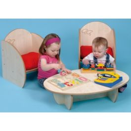 Mini Range Toddler Chair and Table Set