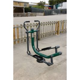 Children's Sky Stepper Outdoor Gym Equipment