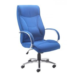 Whist Fabric High Back Managers Chair