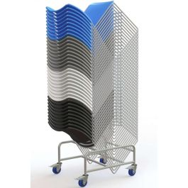 ZLITE High Density Stacking Chair