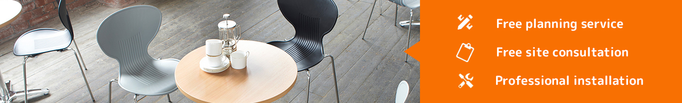 Cafe and Bistro Chairs