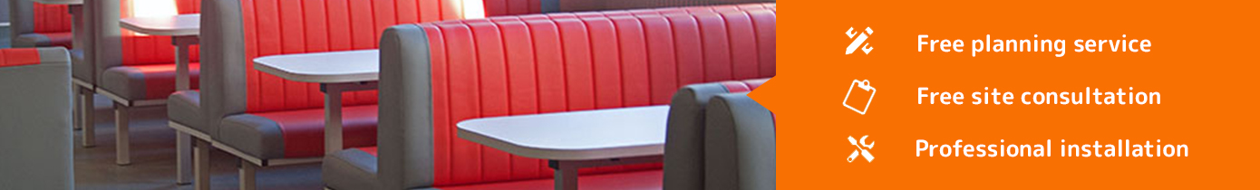 Fast Food Seating