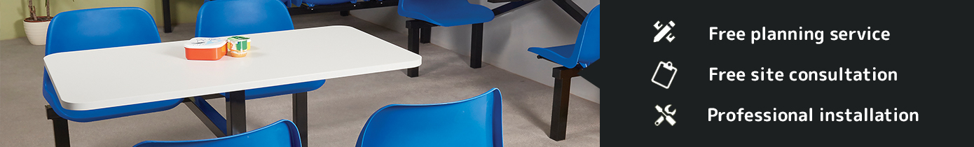 Industrial Canteen Furniture