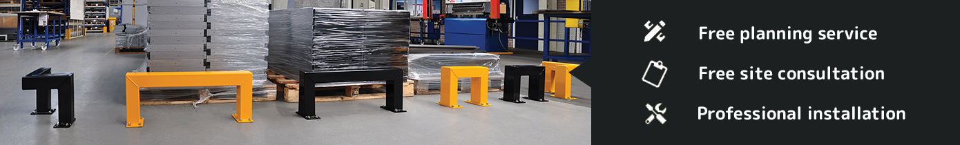 Industrial Barriers and Bollards