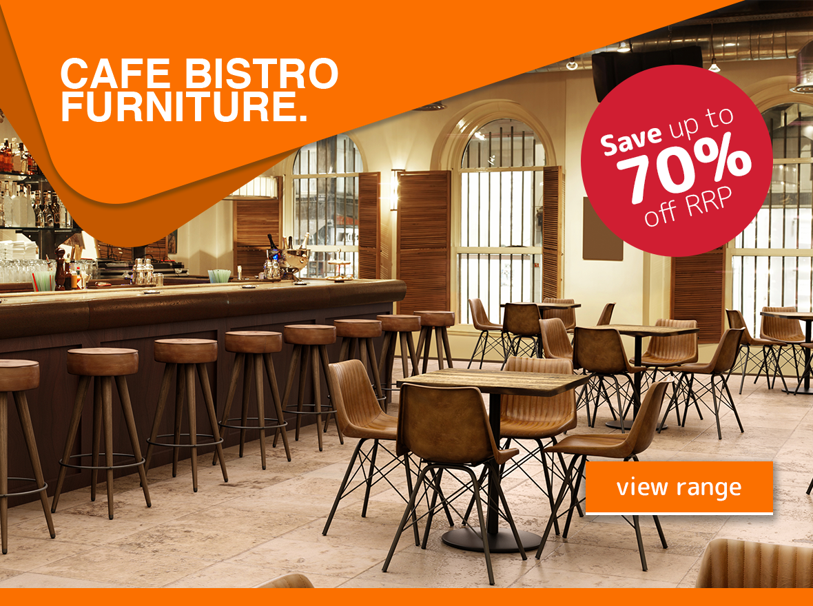 Cafe Bistro Furniture - Cost Cutters UK